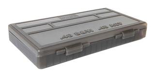 Caixa Shotgun Para 200 Munições Cal .40sw / .45acp - Fumê