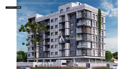 Apartamento Com 2 Dormitórios À Venda, 93 M² Por R$ 554.900,00 - Tingui - Curitiba/pr - Ap0437