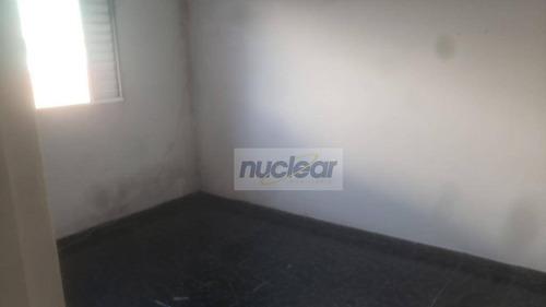 Imagem 1 de 7 de Casa Com 2 Dormitórios Para Alugar, 45 M² Por R$ 800,00/mês - Jardim Santa Bárbara - São Paulo/sp - Ca2011