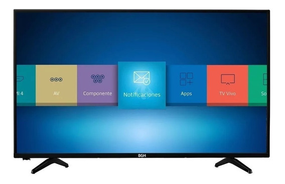 Smart Tv Led Hd Bgh B3218h5 32 Wifi Hdmi Usb Netflix Youtube