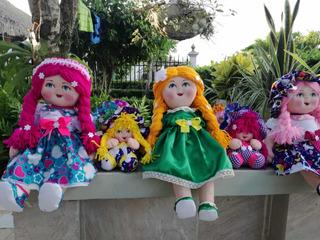 Muñecas Patty - Patty Doll
