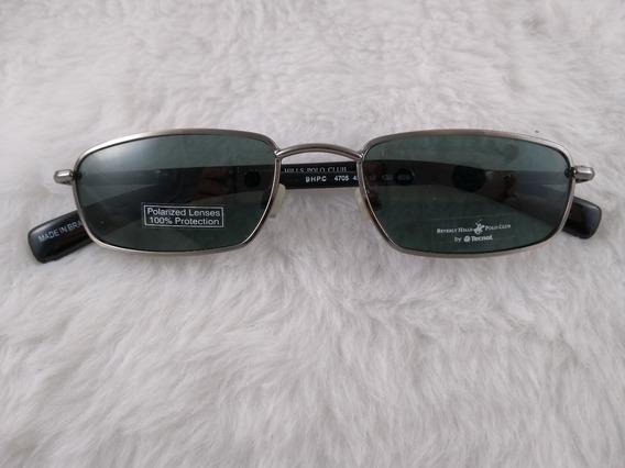 Óculos Sol Vintage, Metal, Lentes #polarizadas Tecnol 4707pl