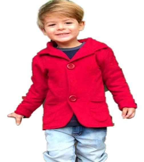 Blazer Moletom Infantil Casaco Barato Estiloso Masculino