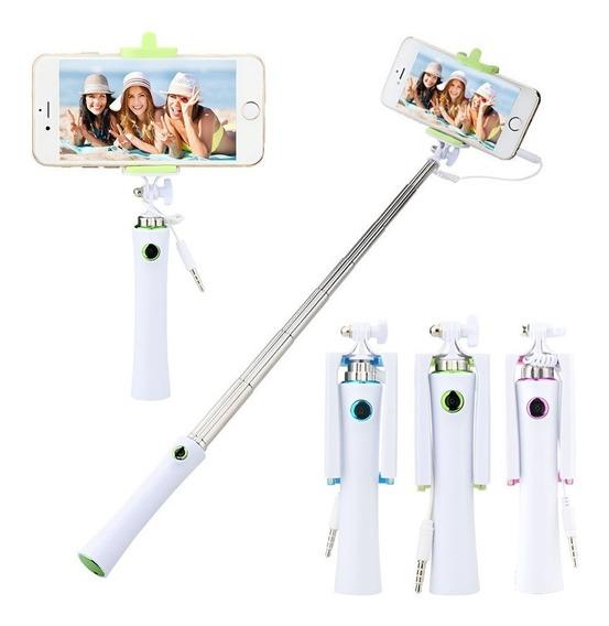 Bastão De Selfie Para Smartphones Alumínio Alta Qualidade
