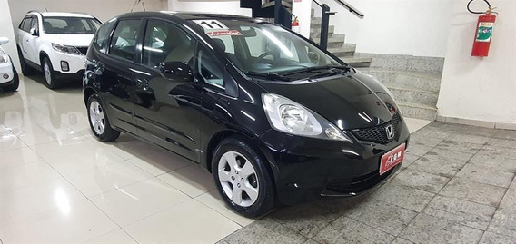 Honda Fit New Lxl 1.4 (flex) (aut) 2011