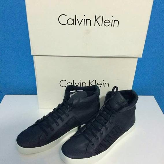 Tênis Calvin Klein Novo Na Caixa Com Etiqueta