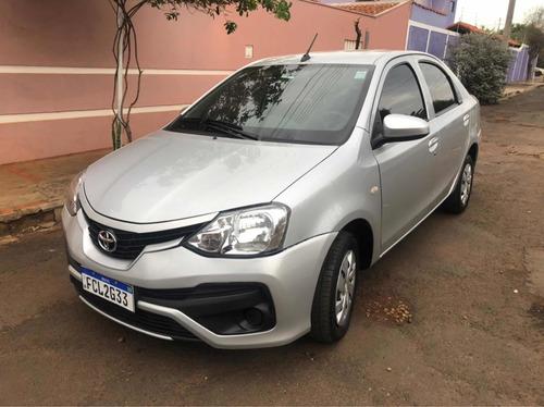 Toyota Etios 2018 1.5 16v Xs Aut. 4p