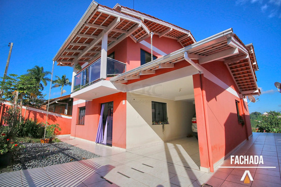 Acrc Imóveis - Casa Para Locação No Bairro Fortaleza, Com 04 Dormitórios Sendo 01 Suíte E 04 Vagas De Garagem - Ca00956 - 33844475