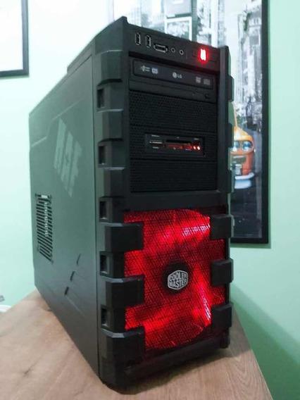 Desktop Cooler Master 16 Gb Ram 1t Hd + 500 Geforce 550 Ti