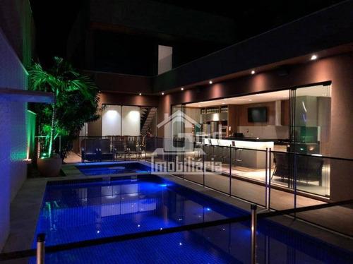 Imagem 1 de 16 de Casa Com 2 Dormitórios À Venda, 247 M² Por R$ 990.000 - Vista Bela - Ribeirão Preto/sp - Ca1973