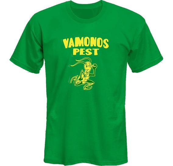 Remera Breaking Bad Vamonos Pest *mr Korneforos*