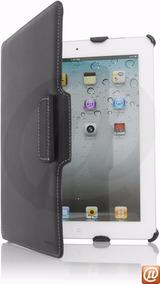 Capa Case Para iPad 2 3 E 4 Preta Vuscape Luxo Targus
