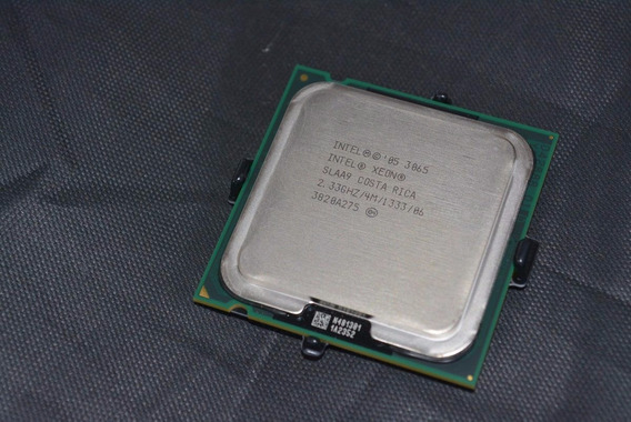 Processador Intel Xeon 3065 2.33ghz 4m 1333 Lga775 Slaa9
