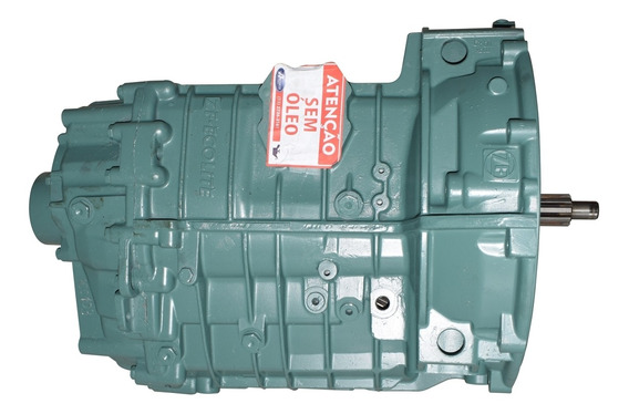 Transmissao Zf 16s1650 Vw Costellation Ac631 2t2300041h