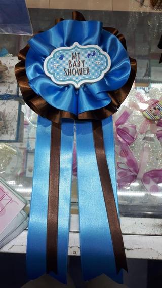 Corsage Distintivo Para Madre Embarazada Baby Shower Niño