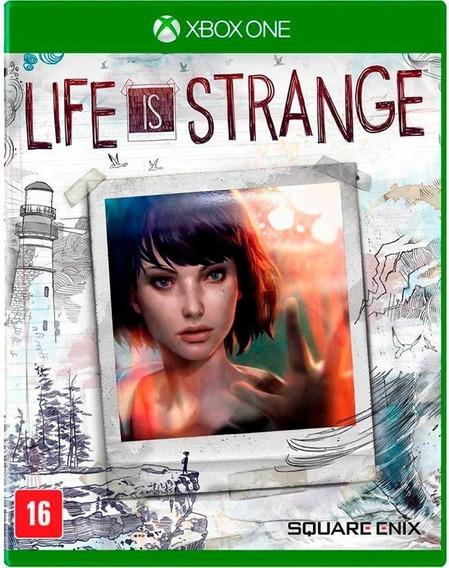 Life Is Strange - Midia Fisica Original E Lacrado - Xbox One