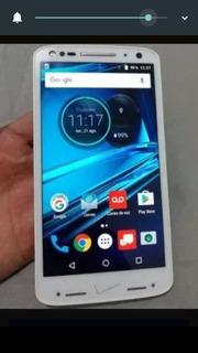 Celular Motorola Android2 Turbo Color Blanco