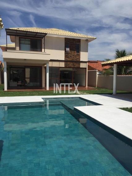 Casa Em Camboinhas 5 Quartos Com Piscina - Ca00057 - 33146970