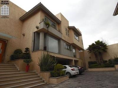 (crm-5206-1164) Preciosa Residencia Del Arq. Miguel Angel Cisneros