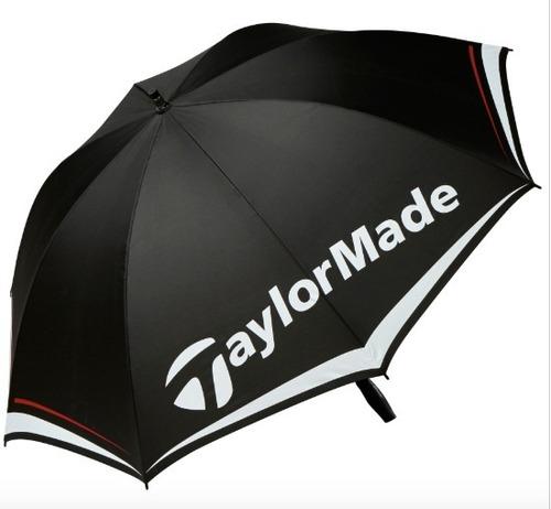 Sombrilla Taylor Made 60  Negra Para Golf