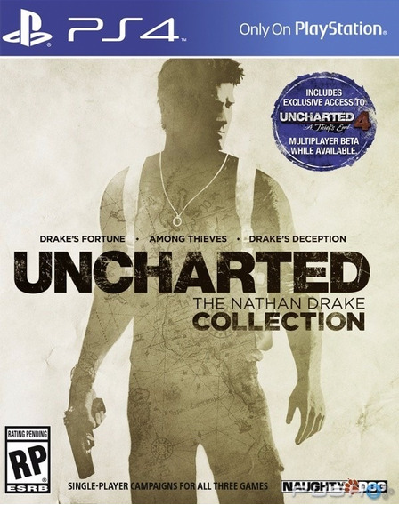 Uncharted Collection - Original 1 - Psn