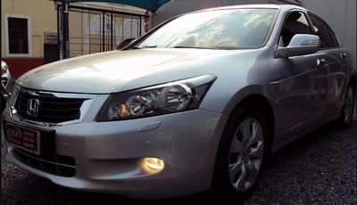 Honda Accord 3.5 V6 Ex 4p