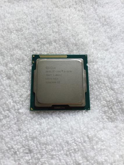 Processador Intel Core I5-3570 3.4ghz 6mb - Desktop