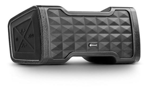 Caixa De Som Portátil Sr220 40w Rms Bluetooth Bateria Frahm