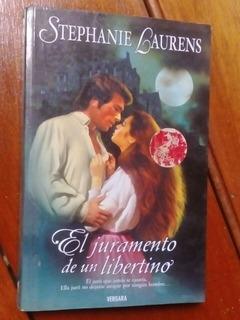 Novela El Juramento Del Libertino (usado)