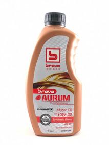 Aceite 10w-30 Semisintetico Aditivo Sn Importado Brava