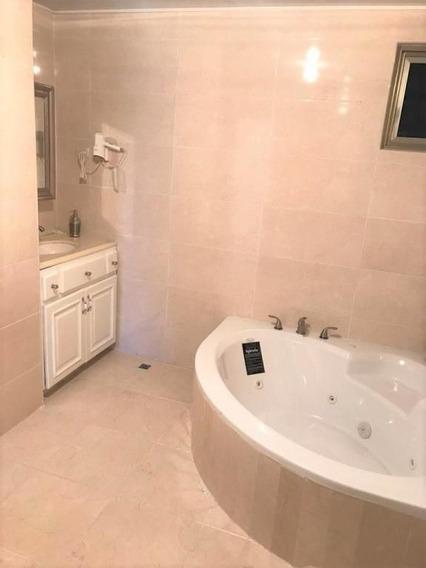 Hermoso Y Amplio Apartamento En Alquiler Sin Amoblar, Bella Vista, 3hab 222mts