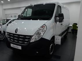 Renault Master L1h1 Entrega Inmediata! Anticipo Y Cuotas!!!