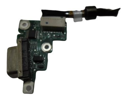Placa Vga Para Monitor Externo Netbook Acer Aspire 1410 Hz7