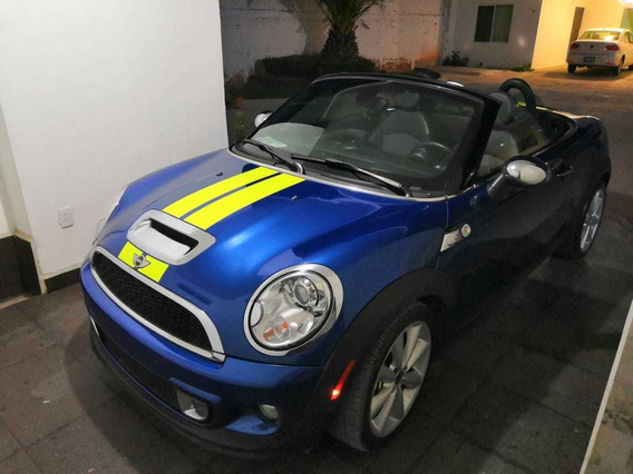 Mini Cooper Roadster 1.6 S Hot Chili Mt 2013