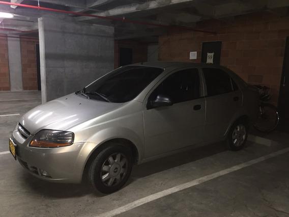 Chevrolet Aveo Motor 1,4 2006 Gris Plateado 5 Puertas