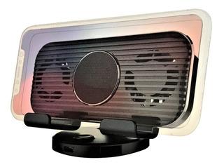 Suporte Carregador P/celular E Gps Cooler Ventilador N F