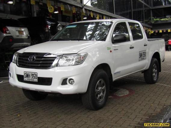 Toyota Hilux 2500 Cc Mt 4x4