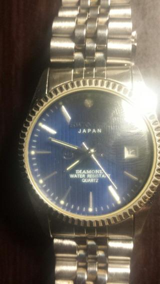 Reloj Swanson Japan - Diamond