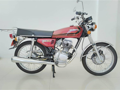 Honda Cg-125 Ml