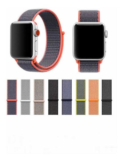 Extensible Correa Apple Watch, Serie 1-4 Nylon Ligero,