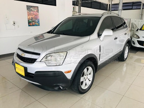 Chevrolet Captiva Sport At 2400cc 4x2 2010, Financio 100%