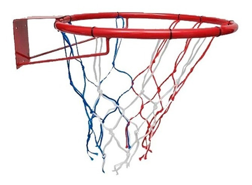 Aro De Basket Basquet Con Red Numero 5
