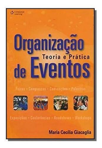 Organização De Eventos: Teoria E Prática