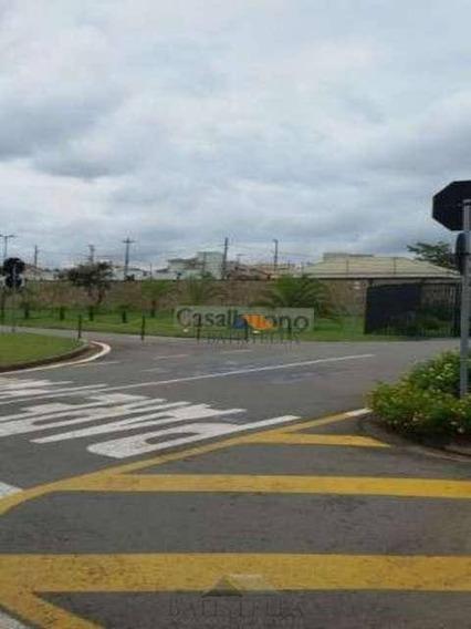 Terreno Residencial À Venda, Residencial Casalbuono, Limeira. - Te0055
