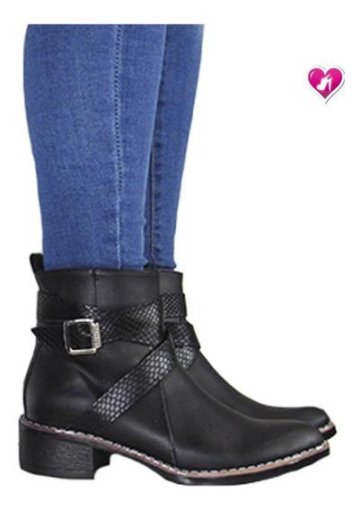 Bota Montar Nueva Temporada Modelo Liz De Shoes Bayres