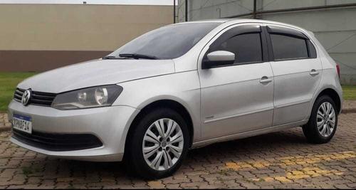 Imagem 1 de 6 de Volkswagen Gol 2014 1.6 Vht Trend Total Flex 5p
