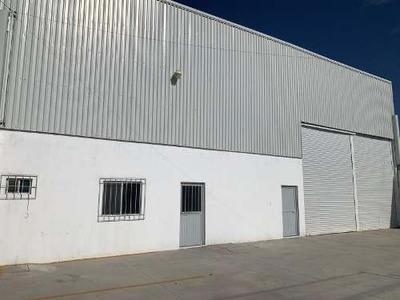 Bodega Industrial En Renta Fracc San Felipe