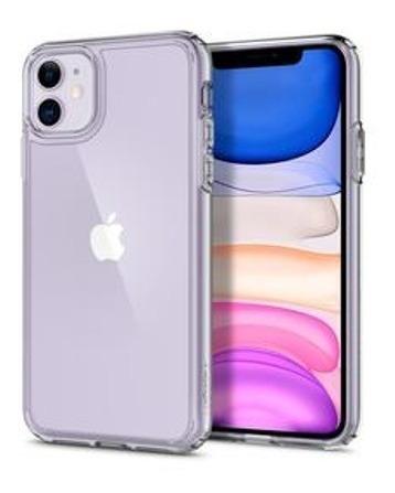 Case Para iPhone 11 Modelo Ultra Hybrid Crystal - Spigen