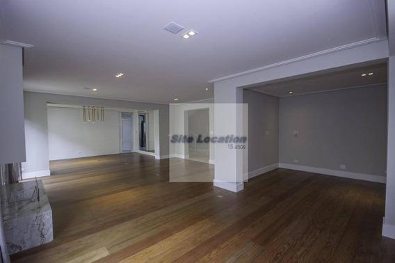 94650 * Apartamento Com 492m² Com 6 Dormitórios! - Ap2844