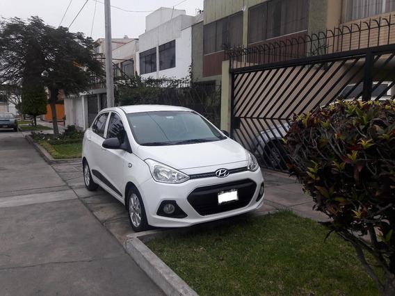 Hyundai Grand I10 2017 Modelo Automatico Secuencial